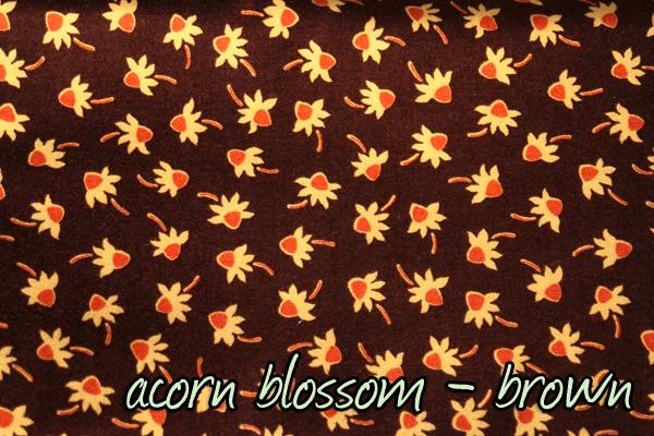 Acorn-blossom-brown